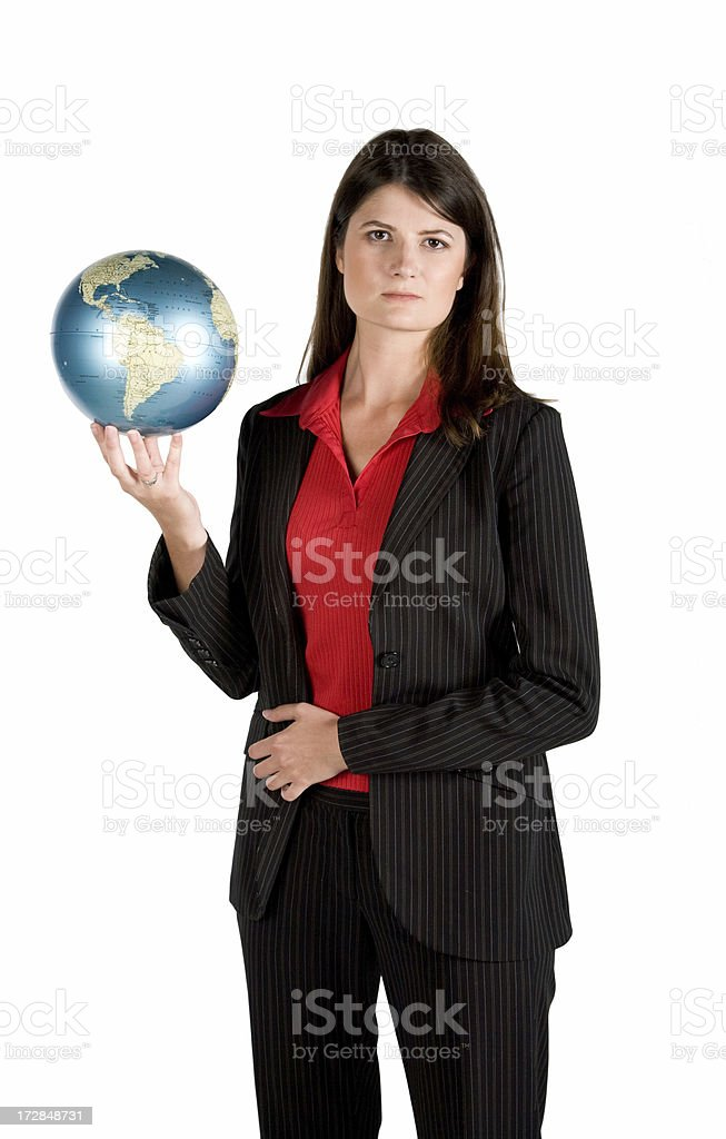 Global Concept royalty-free stock photo