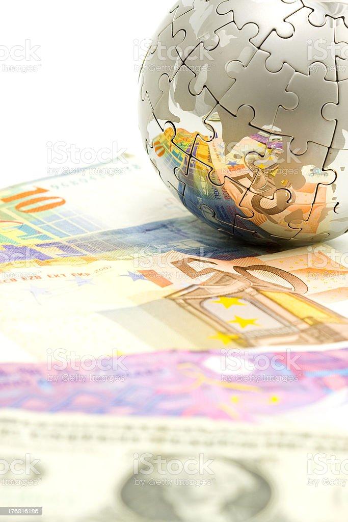 Global Economy royalty-free stock photo