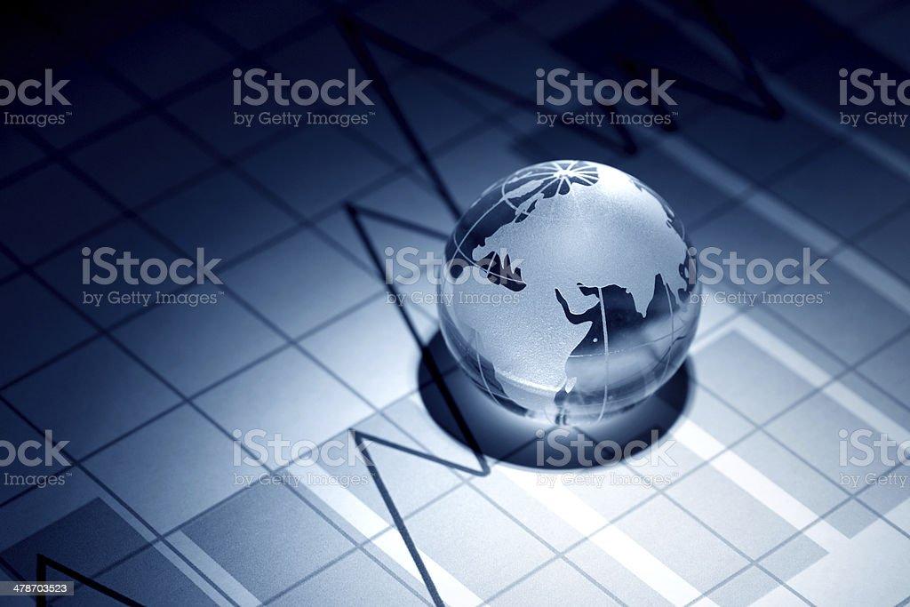 Global Economy stock photo
