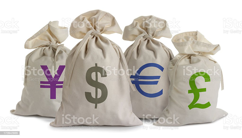 Global Finance royalty-free stock photo