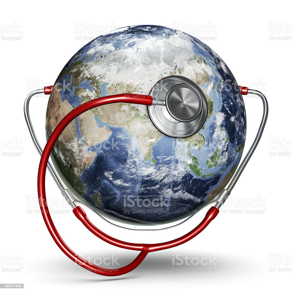 Global Healthcare - Eastern Hemisphere stock photo