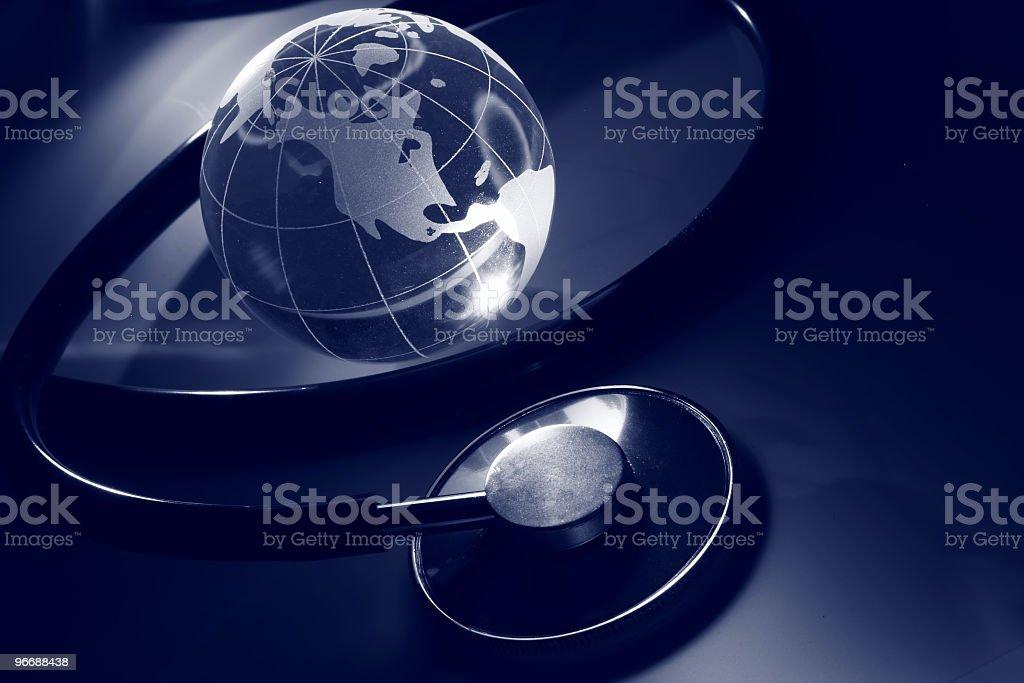 Global Healthcare Lizenzfreies stock-foto