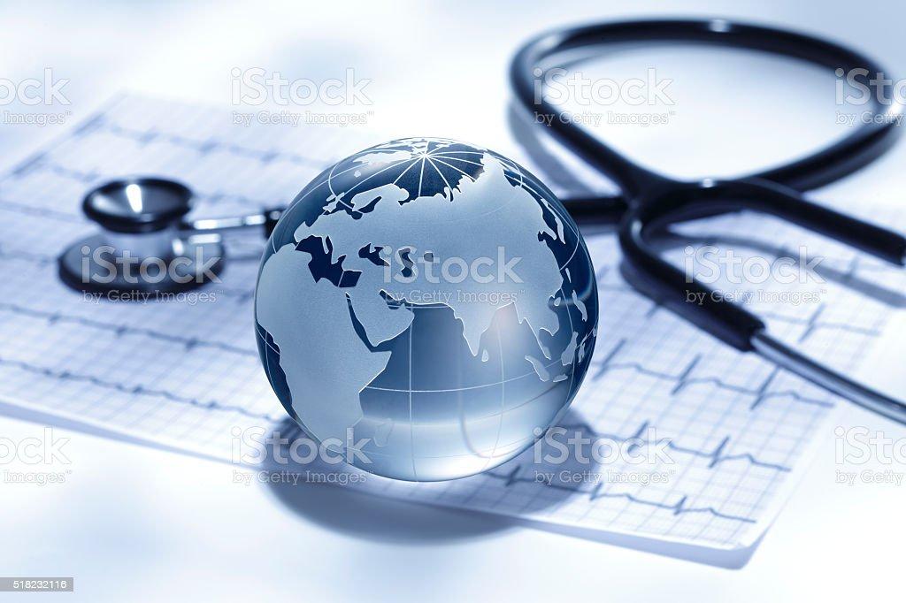 Global healthcare/Eurasia stock photo