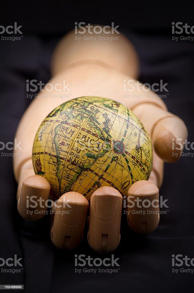 Global royalty-free stock photo