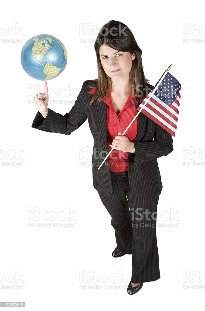Global Politics Concept stock photo