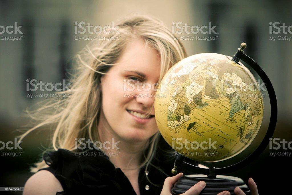 global portraits royalty-free stock photo