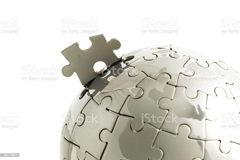 Global Strategy stock photo