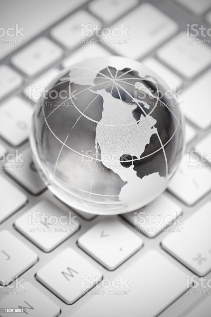 Global Technology stock photo