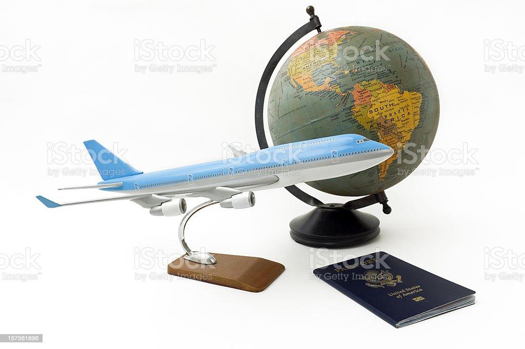 Global Travel royalty-free stock photo