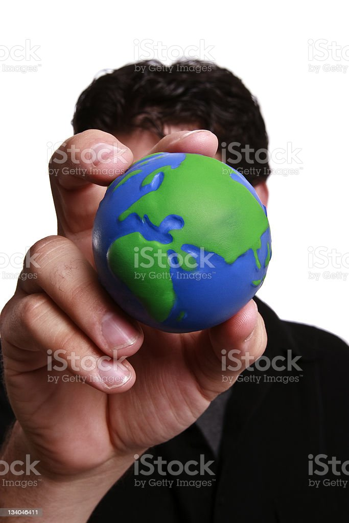 Global View stock photo