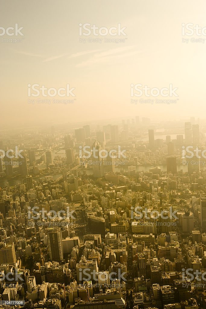 Global Warming royalty-free stock photo