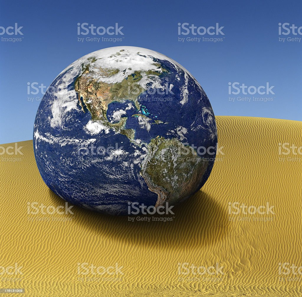 Global Warming (image size XXXL) royalty-free stock photo