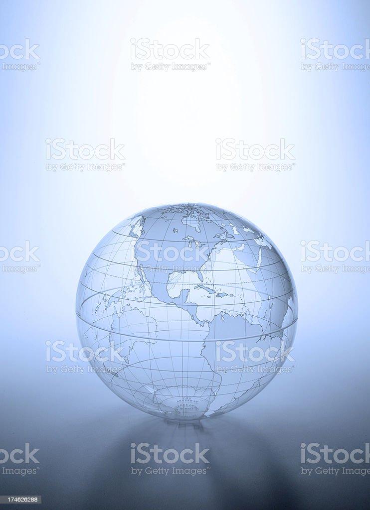 Globe 4 royalty-free stock photo