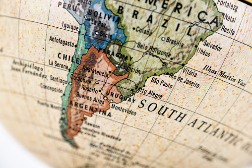 Argentina Map Pictures, Images and Stock Photos - iStock on map of belize, map of western hemisphere, map of ecuador, map of nicaragua, map of bahamas, map of united states, map of honduras, map of caribbean, map of middle east, map of costa rica, map of guyana, map of argentina, map of antarctica, map of venezuela, map of guatemala, map of paraguay, map of aruba, map of bolivia, map of dominican republic, map of the americas,