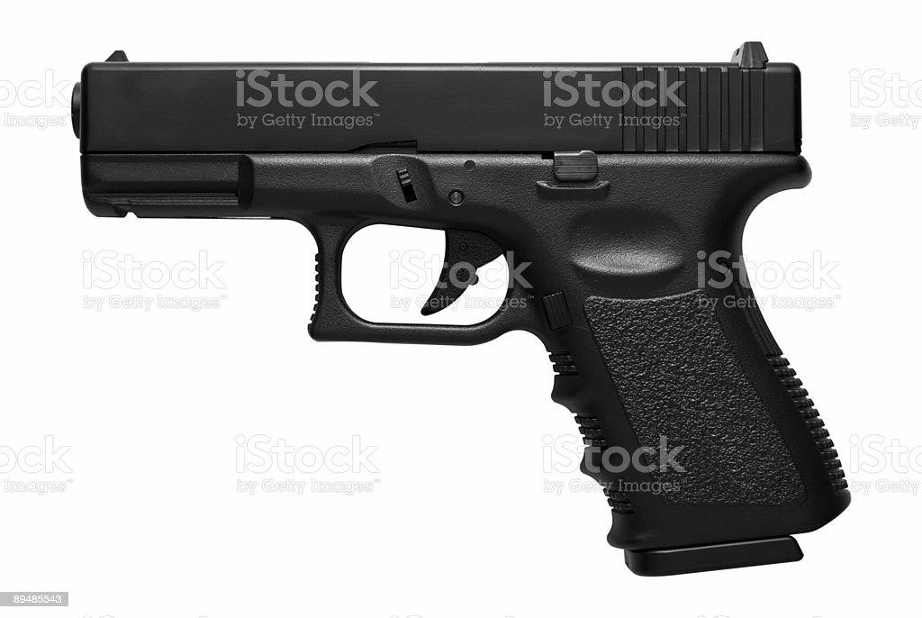 Glock stock photo