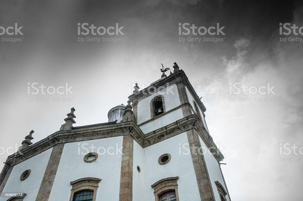 Gloria, Rio de Janeiro stock photo