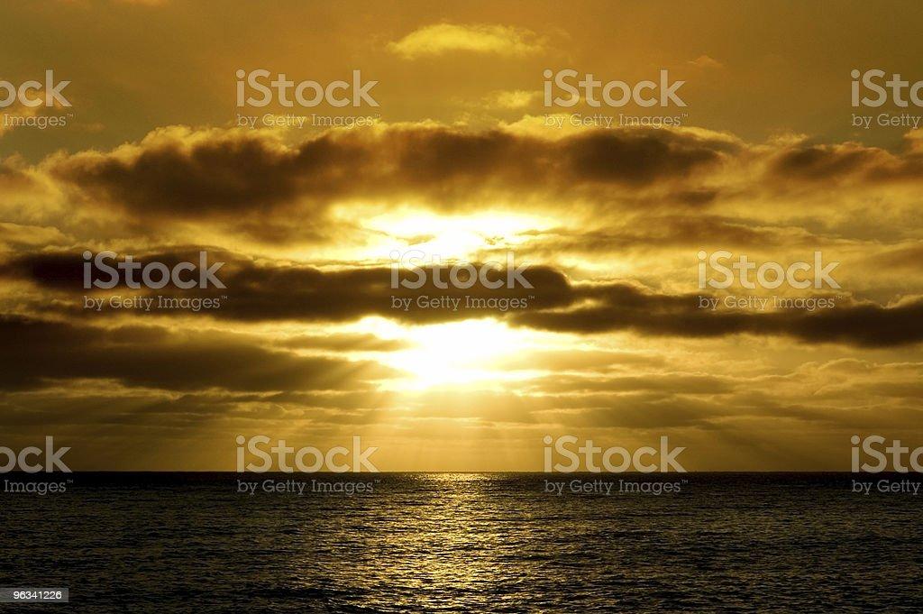 Glorious Dawn stock photo