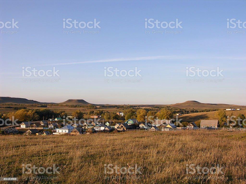 Glorious view stock photo