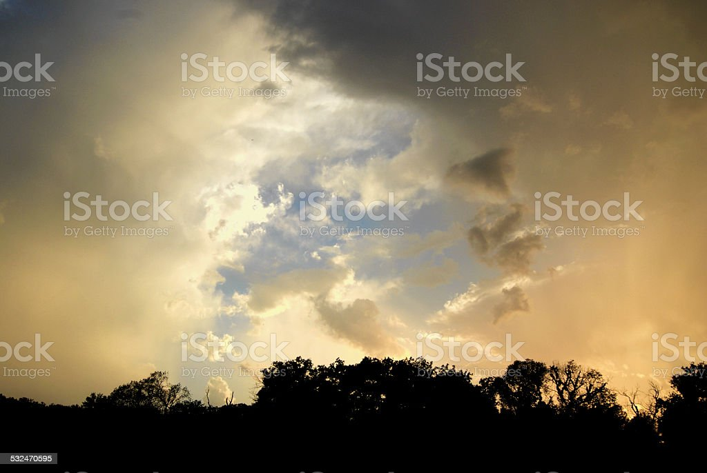 Glorious Window of Light royalty-free stock photo