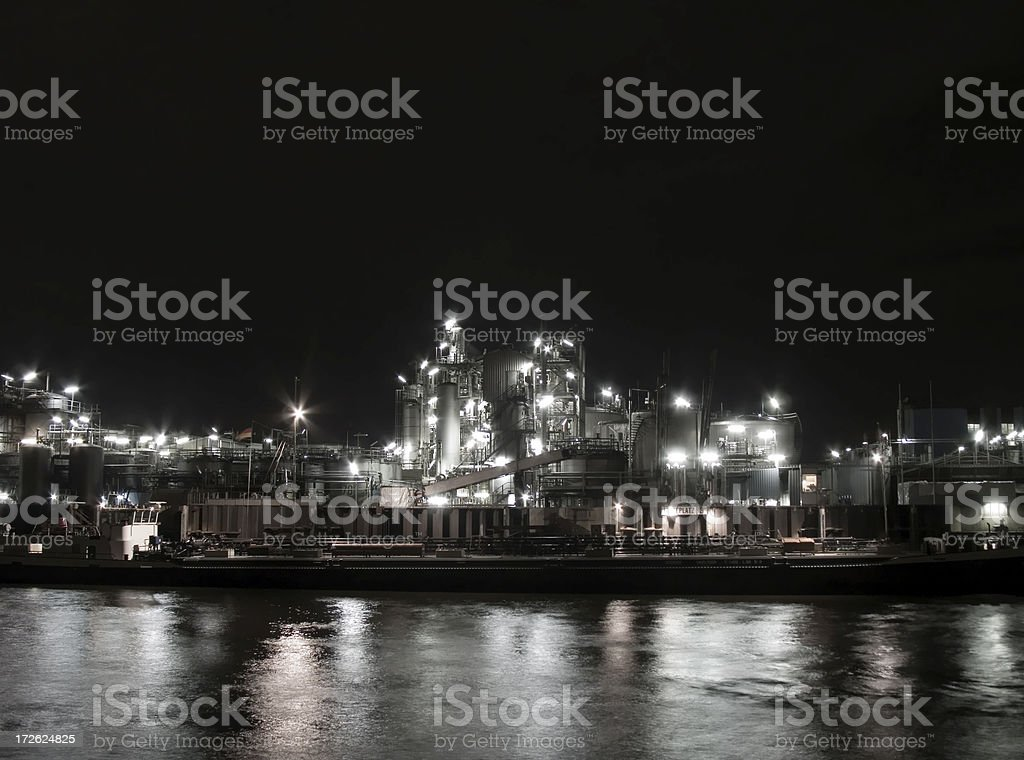 glossy industry royalty-free stock photo