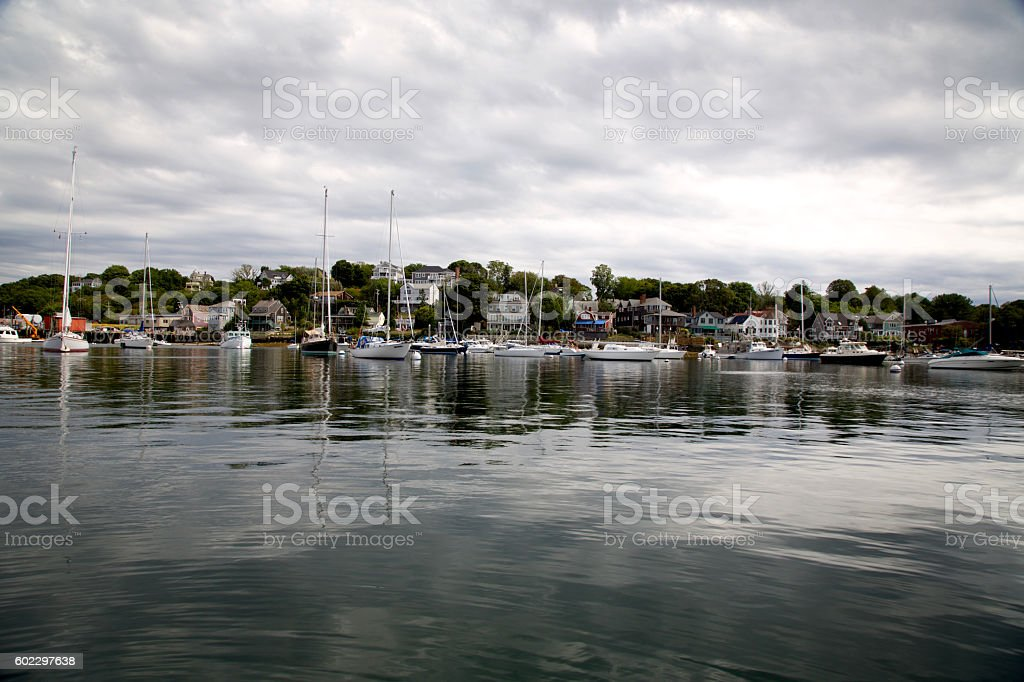 Gloucester, Rocky Neck royalty-free stock photo