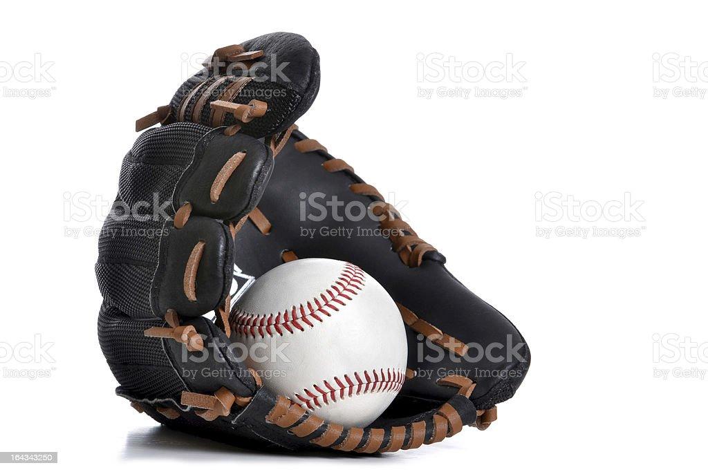 Glove Ball royalty-free stock photo