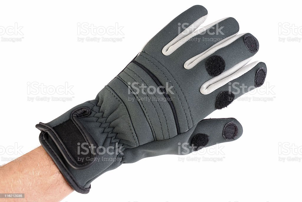 glove stock photo