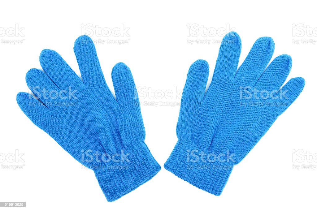 Gloves stock photo