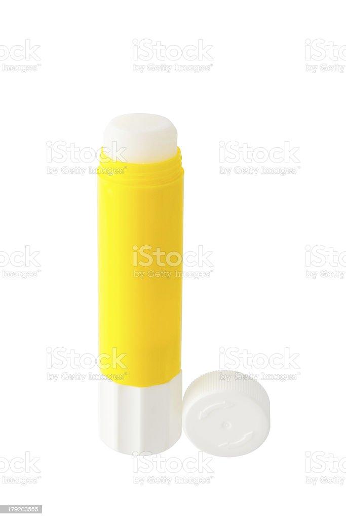 Glue stick stock photo