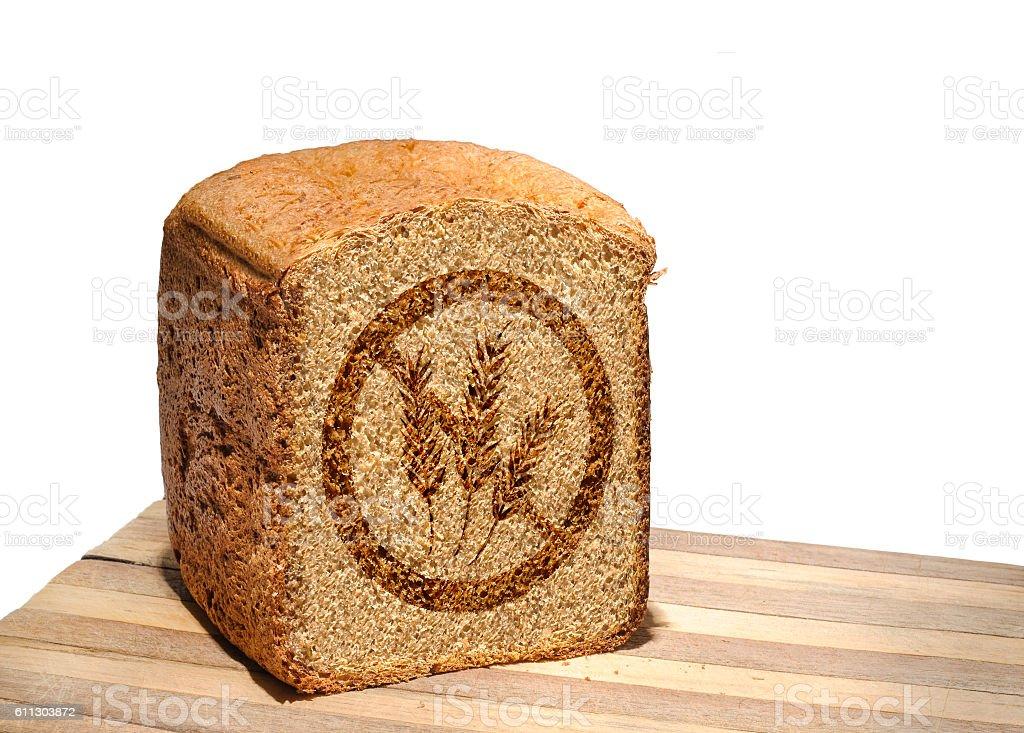 Gluten Free Bread stock photo