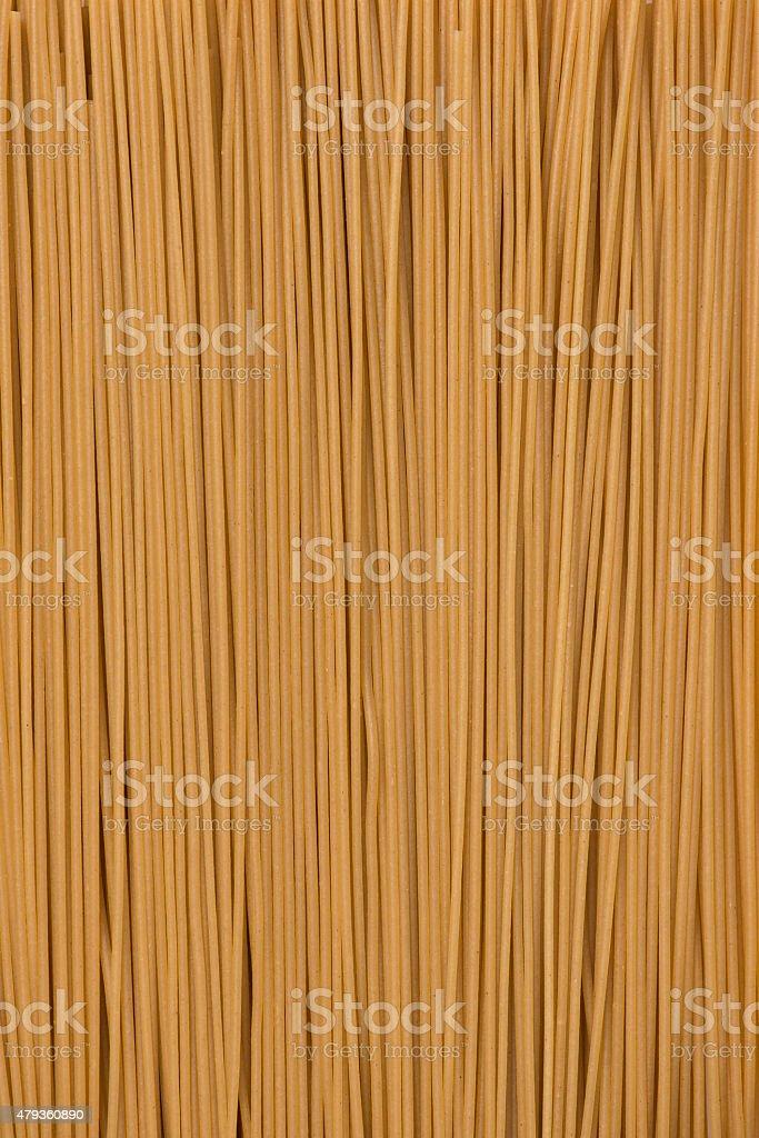 gluten free spaghetti stock photo