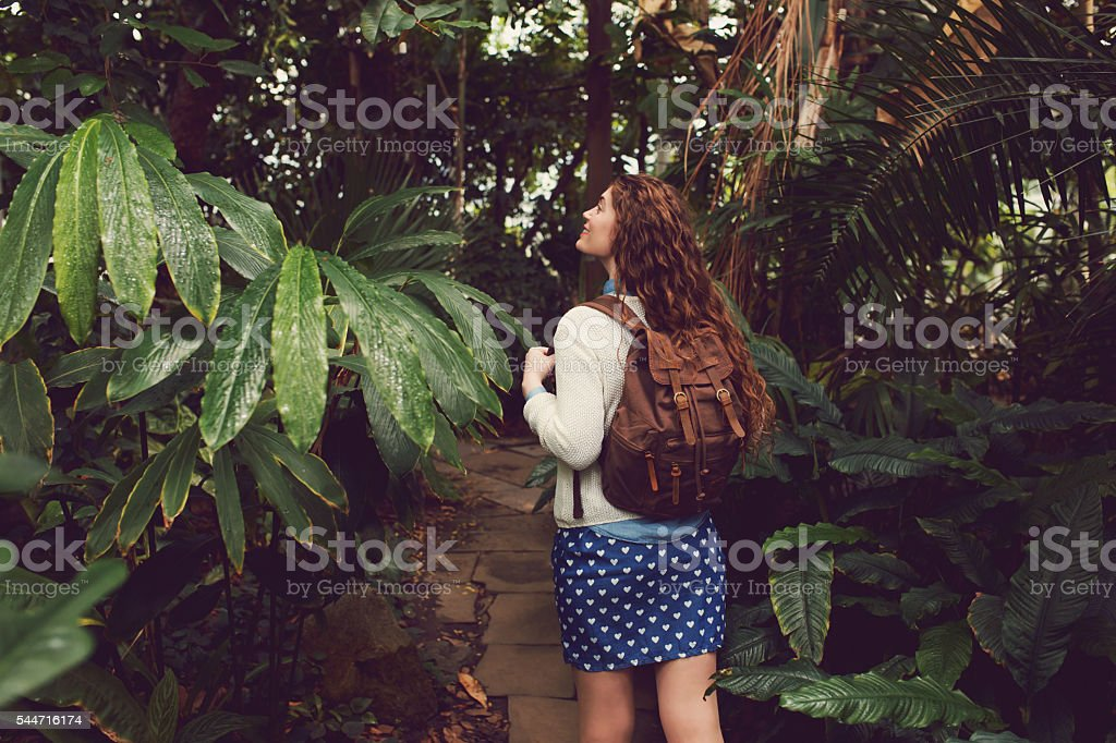 Go Explore! stock photo