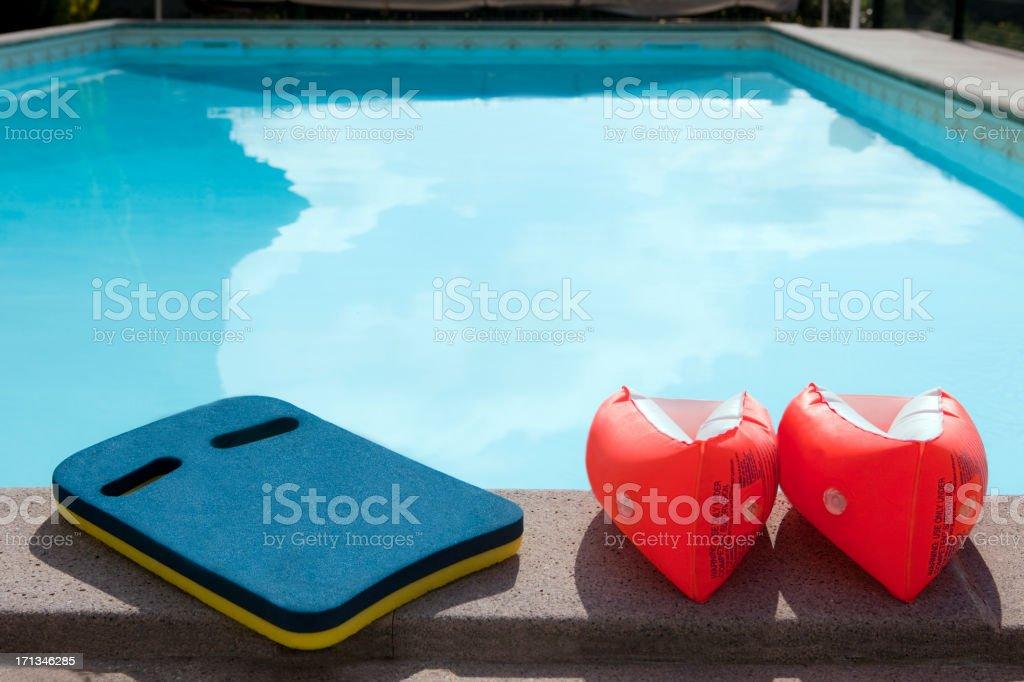 Go for a swim stock photo