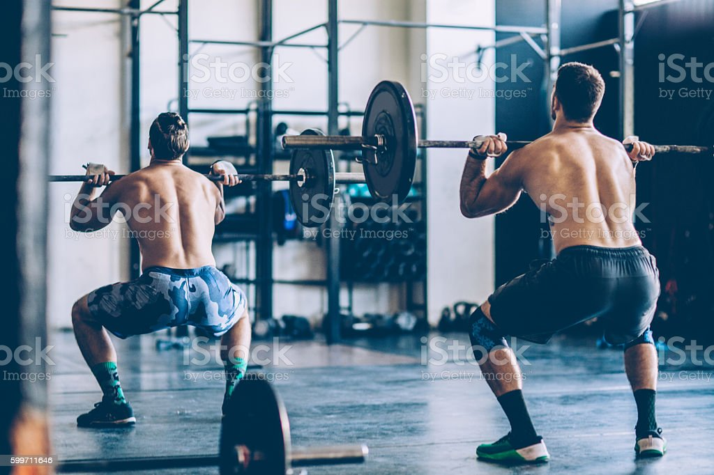 Go hard or go home. stock photo