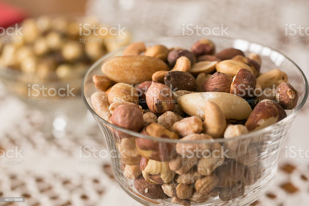 Go Nuts About Nuts! stock photo