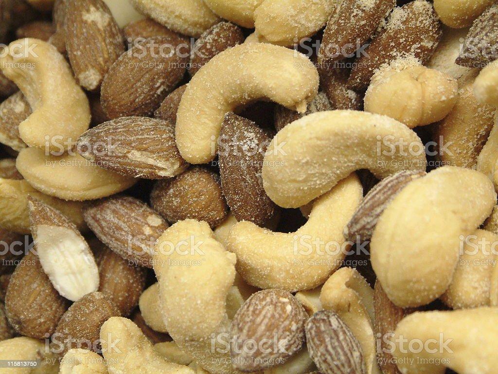 Go Nuts! stock photo