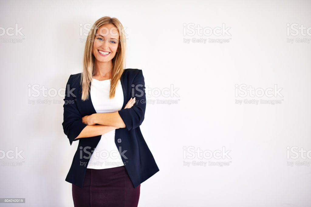 Go out and grab some success stock photo