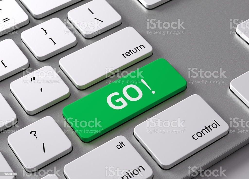 Go stock photo