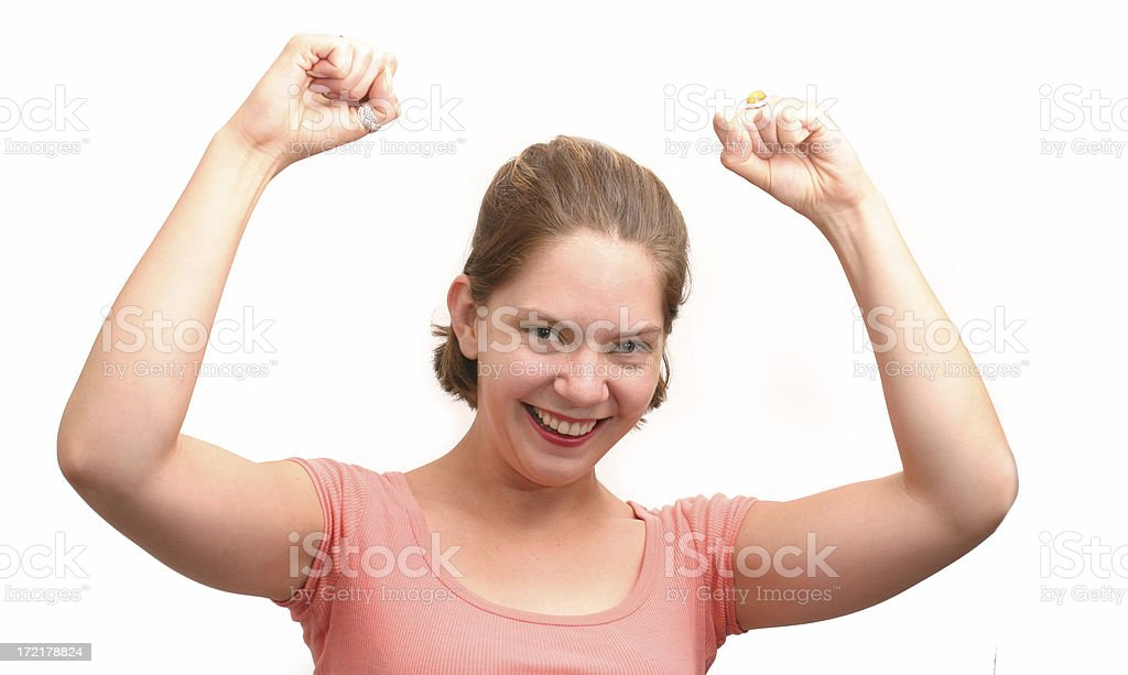 Go Team! royalty-free stock photo
