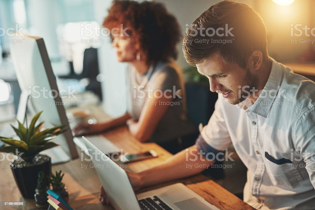 Go the extra mile, it's never crowded stock photo