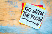 Go with the flow advice