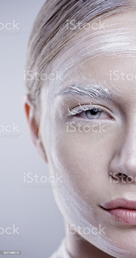 Go with the futuristic look stock photo