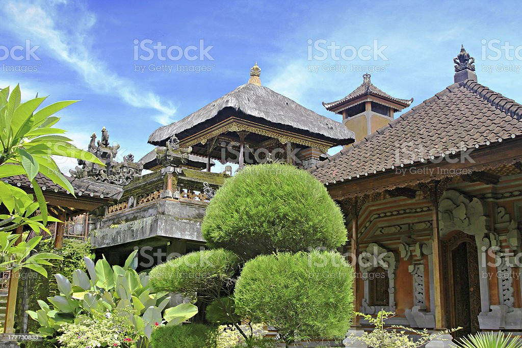 Goa Gajah royalty-free stock photo