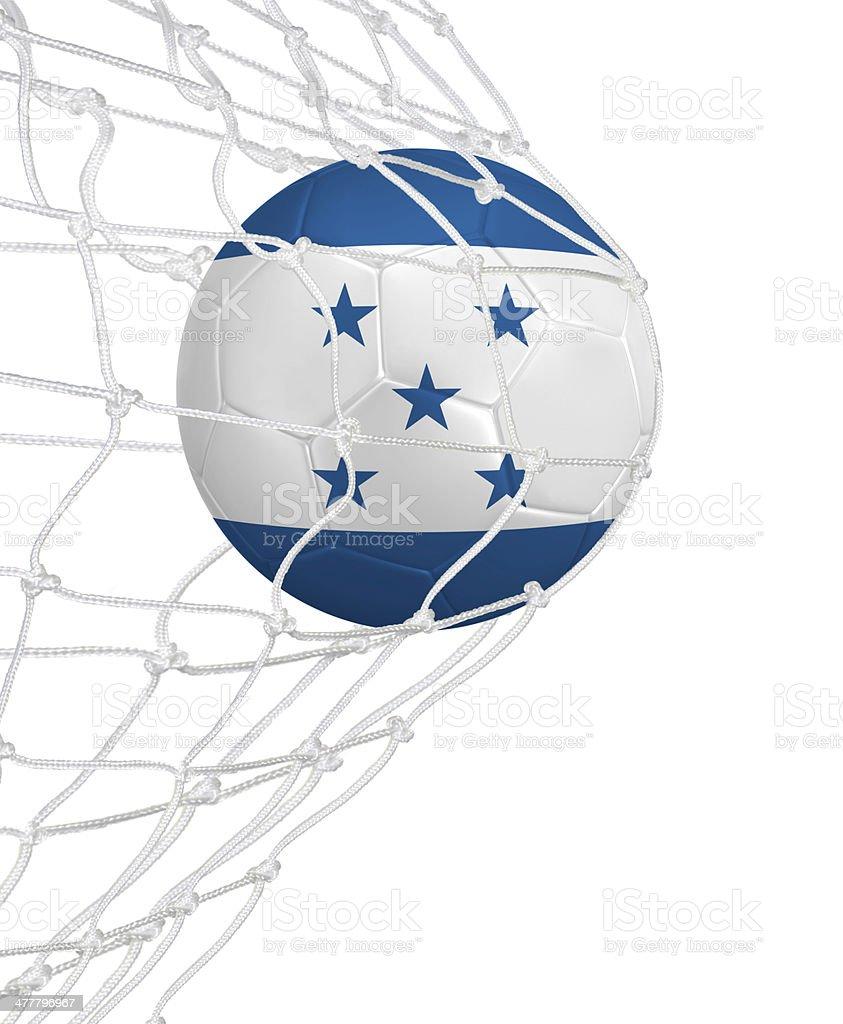 Goal for Honduras stock photo