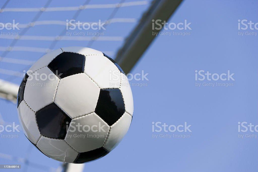 Goal !!! stock photo