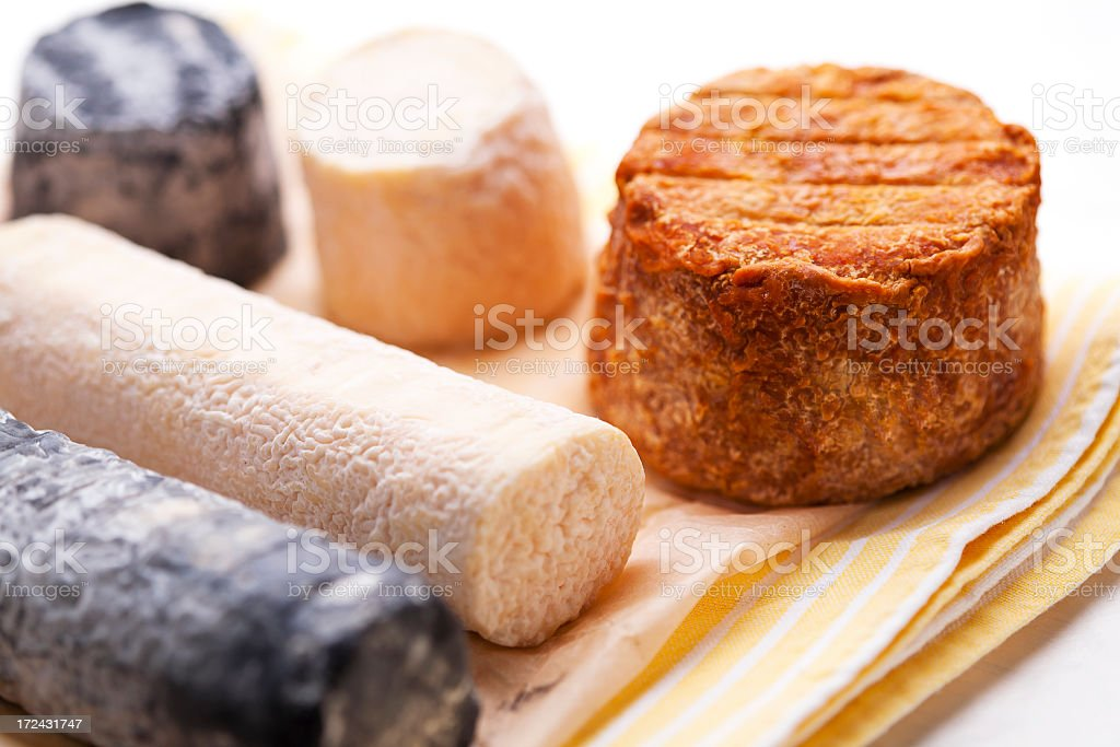 goat cheese royalty-free stock photo