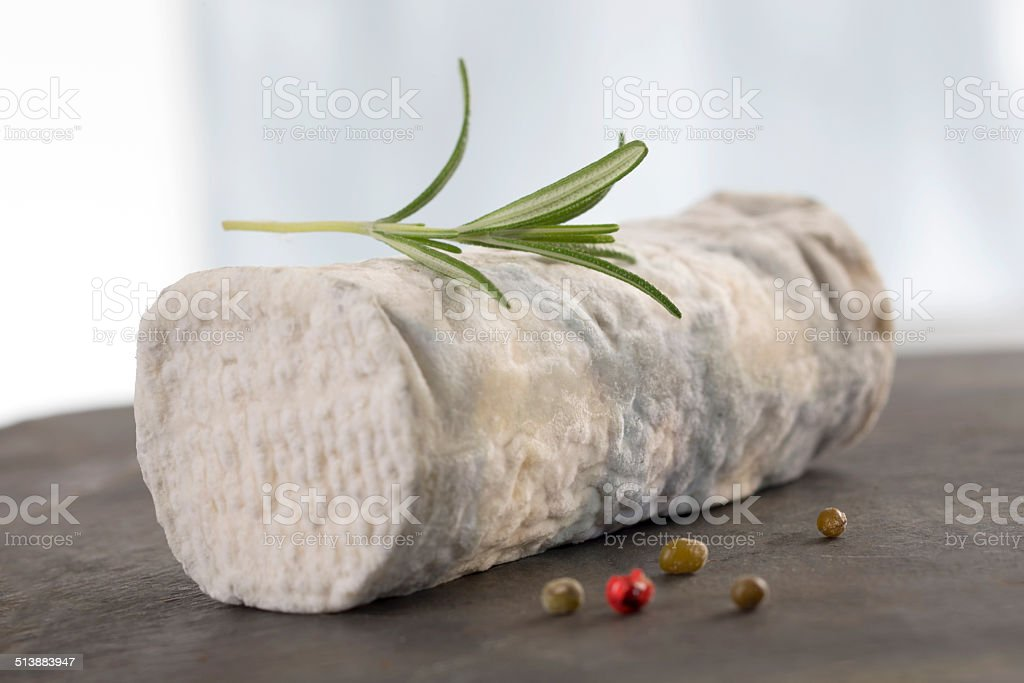 goat cheese stock photo
