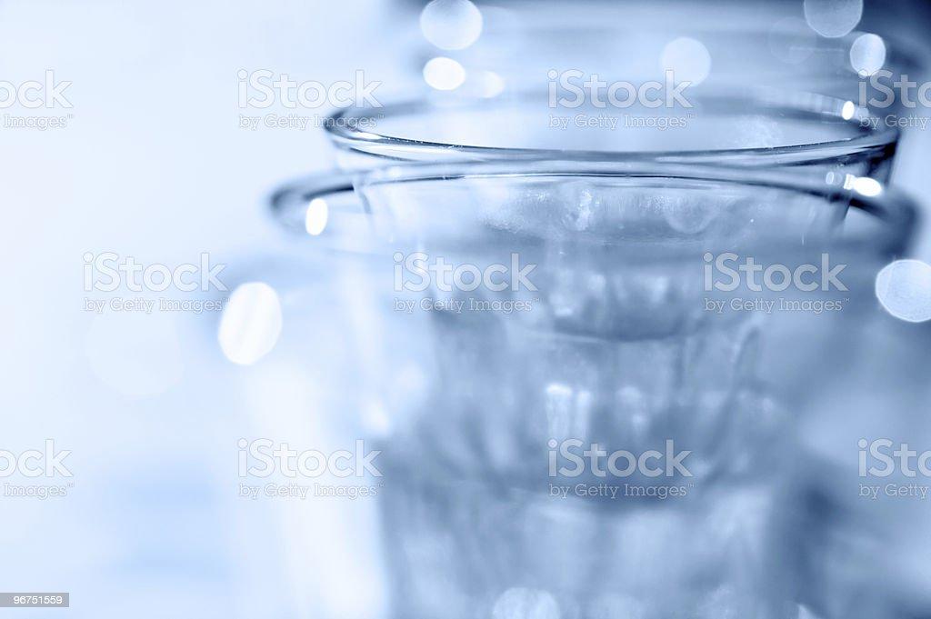 goblets stock photo