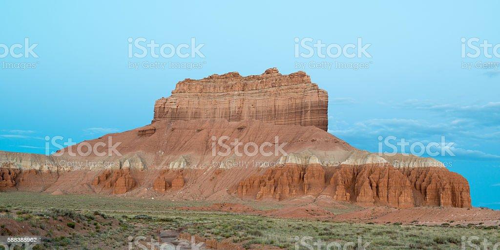 Goblin Valley State Park, Utah, USA stock photo