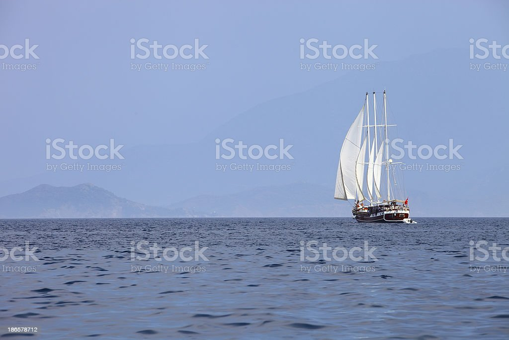 Gocek royalty-free stock photo